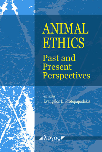 Animal ethics cover